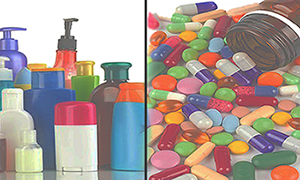 Proper disposal of unwanted prescription drugs and other common chemicals is important because of their ability to alter living things when introduced into lakes and streams.