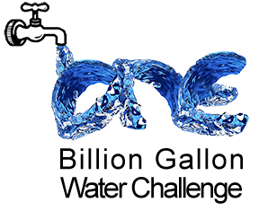 one billion gallon water challenge
