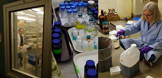 North American Laboratory Freezer Challenge at ISTC