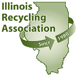 Illinois Recycling Association logo