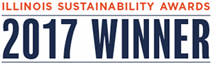 illinois sustainability award winner