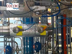 gas separation test facility for CO2 capture