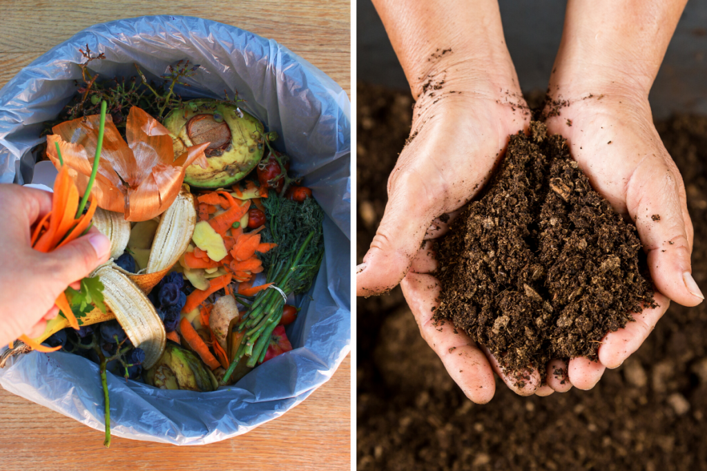 Composting Food Waste Is Localized Strategy For Landfill Diversion