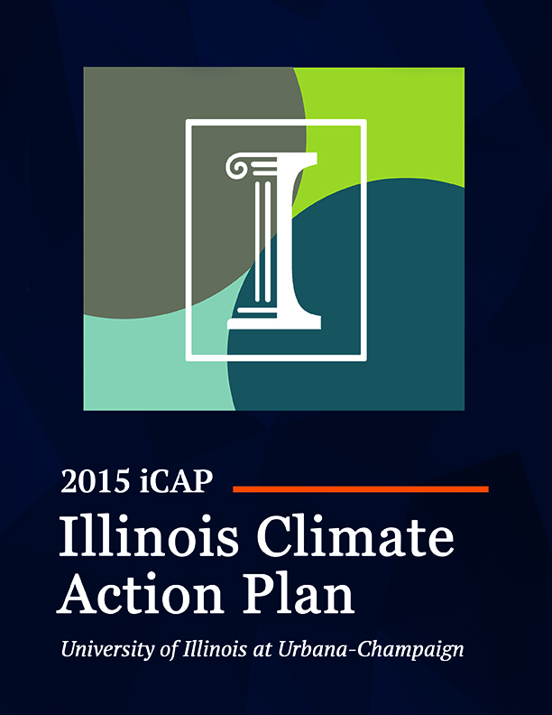 Cover of 2015 Illinois Climate Action Plan