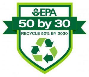 US EPA 50 by 30 logo